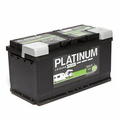 12V 100AH Platinum LB6110L HD Deep Cycle Low Height Leisure Battery - 3yrs Wrnty