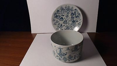 Nymolle Hoyrup Denmark Viking Ship Plate & cup Limited Edition D1