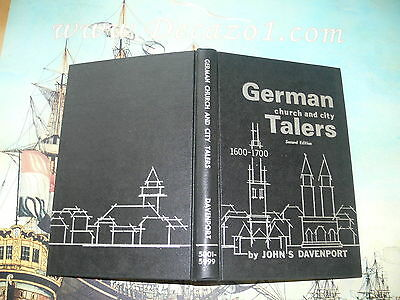 Davenport, John S: German church and city Talers 1600-1700 Second Edition 1964.