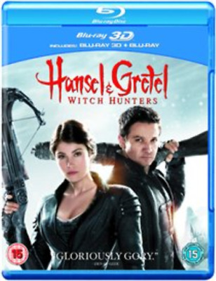 Will Ferrell, Jeremy Renner-Hansel and Gretel: Witch Hunters - Exte Blu-ray NEUF