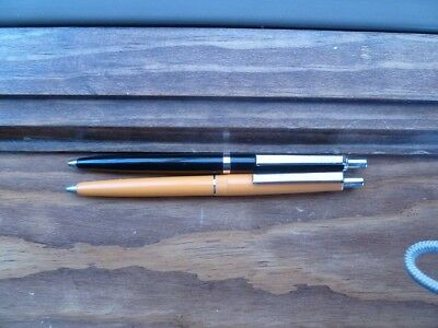 Lot of 2 Fedra vintage ballpoint pens - Made in Germany - RARE!