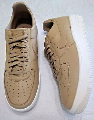 buy popular b44a9 aaf57 Nike Air Force 1 Ultraforce Leather Shoes Low Men Size 10.5 Mushroom Tan  Color