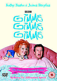 Gimme Gimme Gimme: The Complete Series 2 [DVD], Very Good DVD, Kathy Burke, Jame