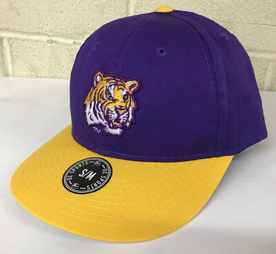 e1d519c5490df Louisiana State LSU Tigers Adjustable Baseball Hat Cap Official NCAA  Football