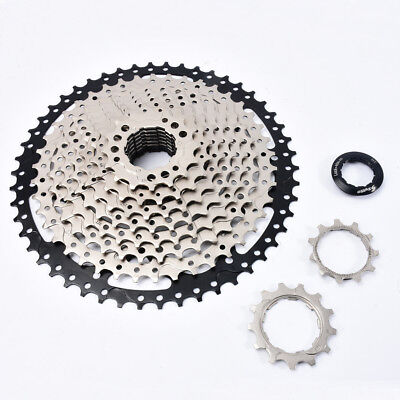Sunshine 10 Speed 11T-50T MTB Cycling Freewheels Bicycle Flywheel bike cassette