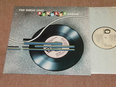 The Great Lost Singles Album - V.a. / Lp 1984 Guess Who