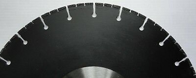 """14"""" 350mm Rescue Diamond Blade cut any material fast- Steel Wood Concrete Brick"""
