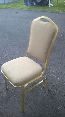 Stackable Banquet/Ballroom, Conference Room or church Chairs
