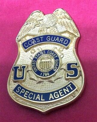 Coast Guard Special Agent Lapel Pin