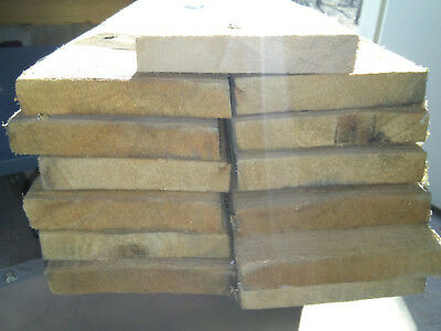 13 pieces reclaimed pillet hard wood slats projects crafts signs lumber plaques