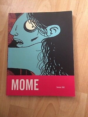 2 MOME Graphic Novels Comic Book Fantagraphics Fall 2005 Summer 2006 Winter 2007