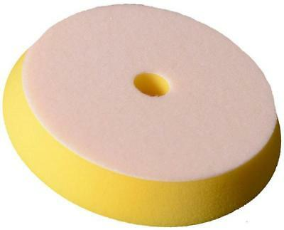 "7"" Uro-Tec™ Yellow Polishing Foam Pad Grip Pad 634BN"