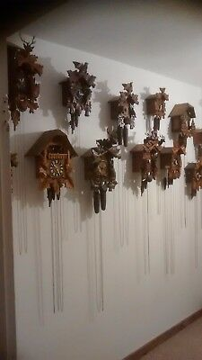 Cuckoo Clock Service and Restoration