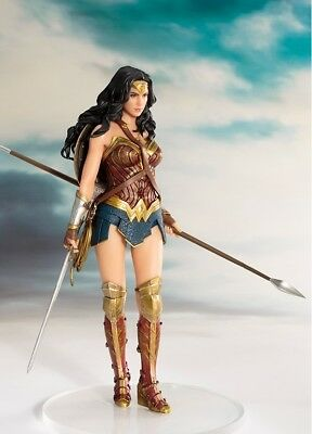 DC Comics Kotobukiya Wonder Woman Justice League 1/10 scale ARTfx Statue NIB