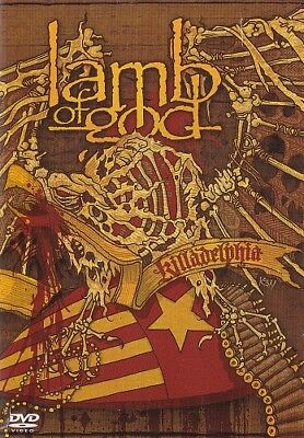 Lamb Of God: Killadelphia – Dvd + Cd Set, Live 2004, 180 Minutes
