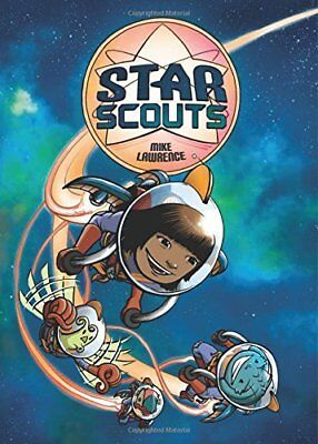 Star Scouts by Mike Lawrence New Paperback Book