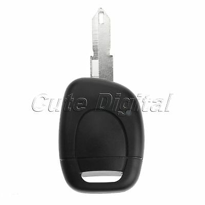 Remote Key Shell for RENAULT Twingo Clio Kangoo Master Replace Key Case 1 Button