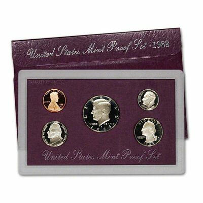 1988 S US PROOF set In original packaging from mint Proof