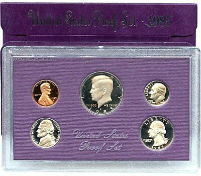 1985 S US PROOF set In original packaging from mint Proof