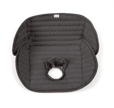Summer Infant Soft and Waterprrof Deluxe Piddle Pad in Black 77660 New