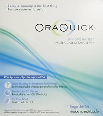 OraQuick In-Home HIV Test Kit 1 EA