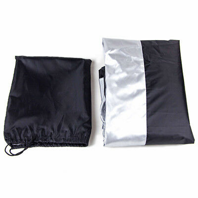 XXL Waterproof Motorcycle Cover Rain Dust UV For Harley Davidson Glide Touring