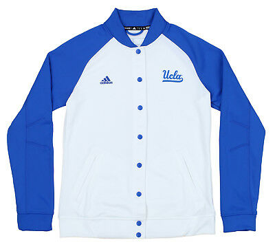 Adidas NCAA Women s UCLA Bruins ClimaWarm Anthem Jacket 01e07c1ec