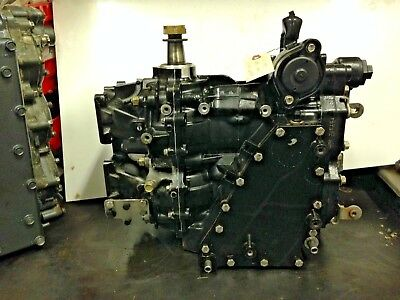 EVINRUDE ETEC CYLINDER crankcase assembly 2008 60hp 5007397