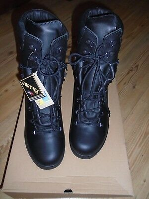Extreme Coldweather Goretex Boots Size: 13M Average Width Fitting British Army