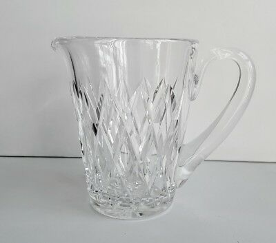 Pitcher / Jug 30 Ounce Retired Waterford Crystal Kinsale Hard To Find!