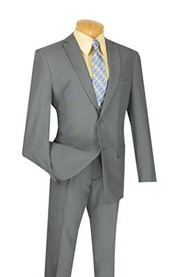 ffa596ad9ad054 TED BAKER Grey SUPER 100s Wool TIMELESS Suit Jacket   TB Bag UK42S IT52S  BNWT.  238.93 Buy It Now 27d 16h. See Details. Men s Single Breasted Gray  Suit 2PP