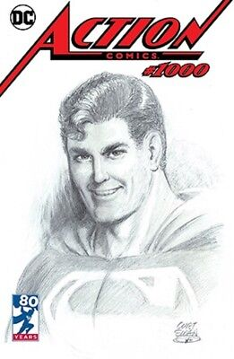 Action Comics 1000 Curt Swan Df Dynamic Forces Variant Nm Superman