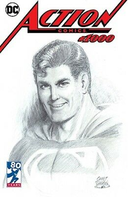 Action Comics 1000 Curt Swan Df Variant Nm Superman