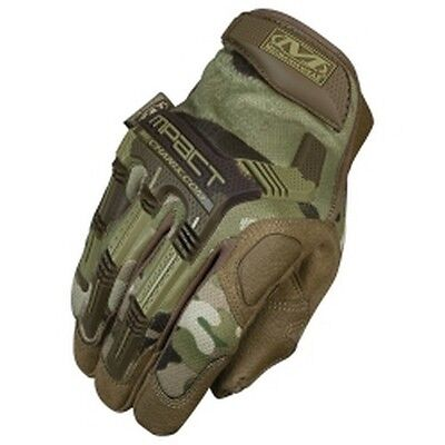 Mechanix Wear mpt-78-010 M-Pact Handschuhe, multi-camouflage Muster, groß 10