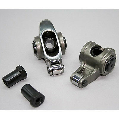 """PRW 0235001 Stainless Roller Rockers Chevy Small Block 1.5 3/8"""""""
