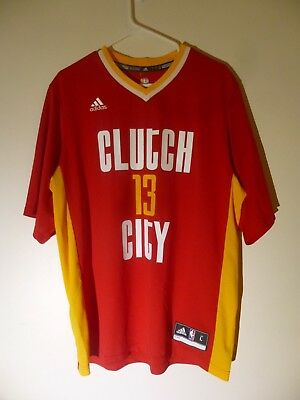 627e3a46f ADIDAS CLUTCH CITY shooter jersey