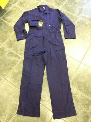 Bisley overalls coveralls navy bc6718 various sizes  Brand NEW with tag