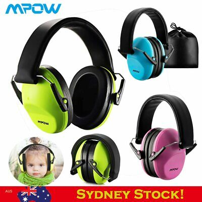 MPOW Kid Ear Muffs Earmuffs Hearing Protection Noise Canceling Range Ear Safty