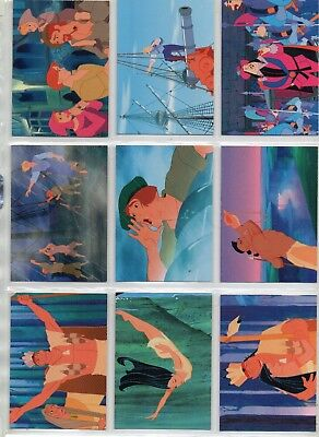 Pocahontas       Full   Set of Trading Cards   90    Cards