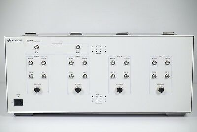 Keysight Used N5262A 4-Port Millimeter - wave test set controller(Agilent)
