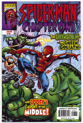 Spider-Man: Chapter One # 8 - Jun 1999 | 9.2 NM- | by John Byrne