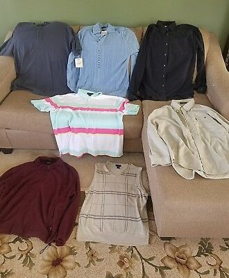 Mens clothes size XLarge mixed lot of 7