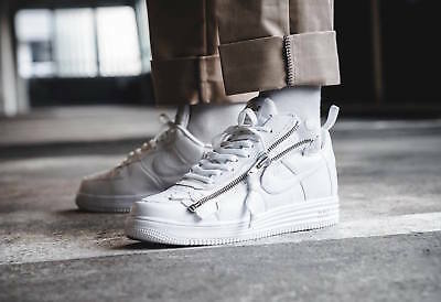 sports shoes 88675 8344a Nike Air Force 1 QS Acronym AJ6247 100 Limited Edition Dead Stock DOUBLE  BOXED