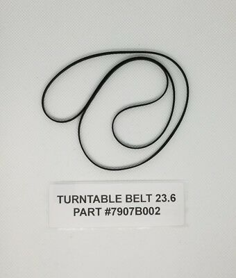 "AR Turntable Belt from Vinyl Nirvana Fits All AR Models 23.6/"" NEW"