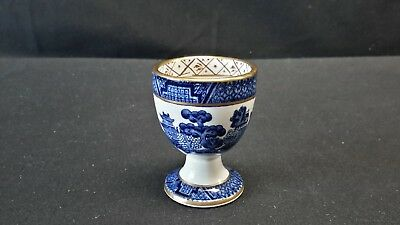 Booths Real Old Willow Egg Cup