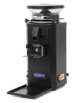 Anfim CODY II On-Demand Espresso Coffee Grinder Matte Black Mahlkonig Commercial