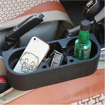 Car Van Seat Seam Storage Drinking Bottle Cup Can Mug Phone Mount Holder Stand