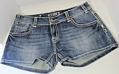 Rock&Roll Cowgirl shorts low rise 31x3 Sell new for $65-$80 mine w/shipping $45