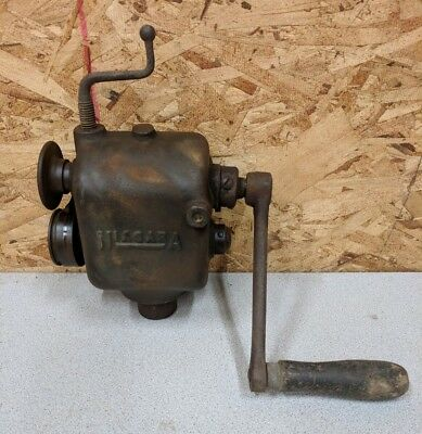 Vintage Niagara Sheet Metal Bead Roller Turning Tool Head,Cast Iron,Tinsmith