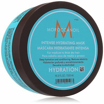 Moroccanoil Intense Hydrating Mask 16.9 oz 500 ml - New Item Says Not for Resale